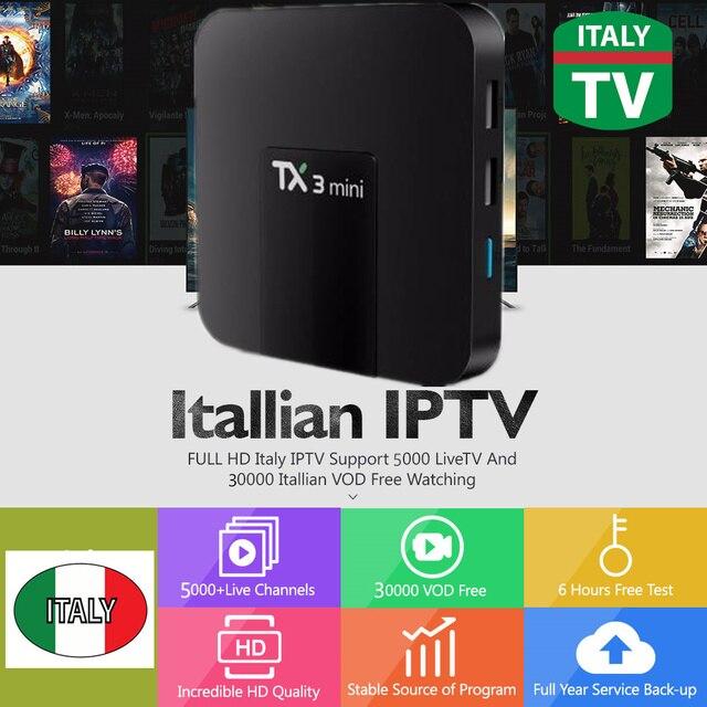 TX3 IP ТВ M3U подписка на Ip ТВ Италия Великобритания Германия испанский Бельгии Премиум M3u Enigma2 Смарт ТВ ПК с системой андроида и с Италия VOD