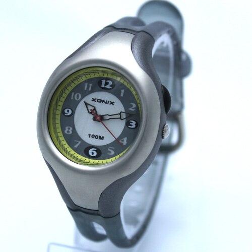 Analógico à Prova Relógio de Pulso Mulheres Esportes Relógios Quartzo Dwaterproof Água 100 m Meninas Crianças Nadar Esporte Feminino Vestido Relógio Felmale