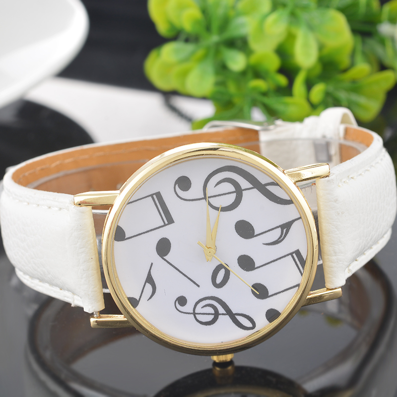 Musical Piano Note Watch 5
