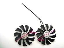HA9010H12F-Z GTX 1070/1060 GPU Вентилятор охлаждения карты для MSI GeForce GTX1060 GTX1070 мини Видеокарта охлаждения