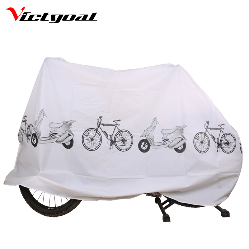VICTGOAL Bike Bicycle Dust Cover Cycling Rain Dust Protector Cover Waterproof Dustproof Mountain Bicycle Accessories