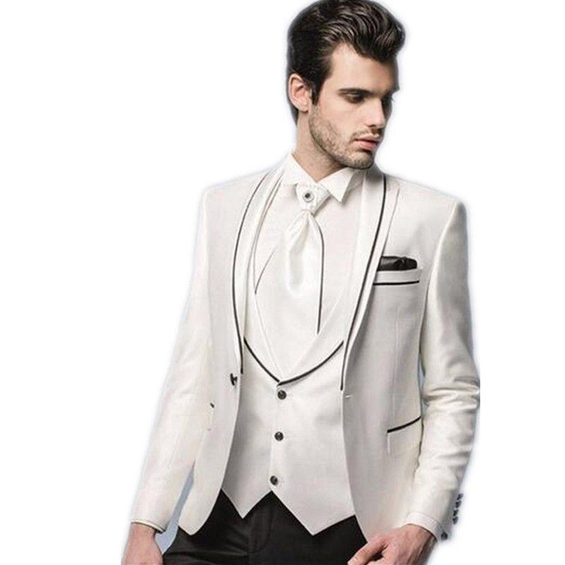 Online Get Cheap Man Black and White Formal Suit -Aliexpress.com ...