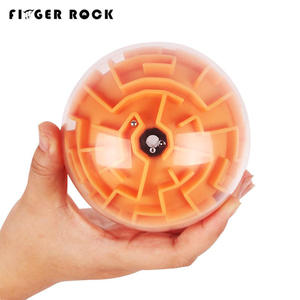 Finger Rock 3D Magic Maze Ball Puzzle Game Children IQ