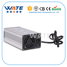 29.4V12A Charger 24V Li-ion Battery Smart Charger Used for 7S 24V Li-ion Battery Output Power 360W Global Certification