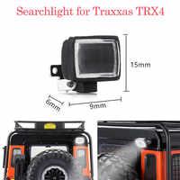 Прожектор для Traxxas TRX4 Land Rover 90046 1/10 1/8 RC автомобиль гусеничный запчасти аксессуары игрушки для детей