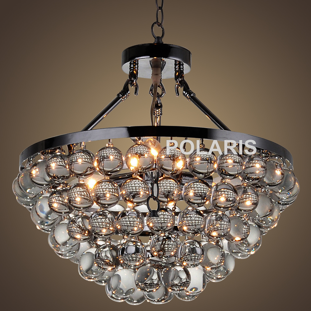 Factory Outlet Moderní křišťálový lustr osvětlení slzy kapky lustry matný černý závěsné světlo pro domácí dekorace