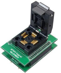 The adapter ZY501D bridge burning ZLG programming jakob mändmets lumi