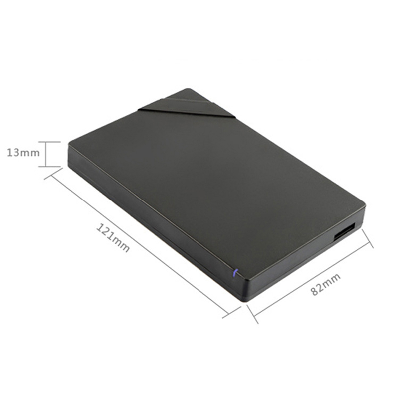 """Advance USB 3.0 2.5"""" 1TB  Portable External Hard Disk Drive Mobile HDD Desktop Laptop Encryption hdd 2.5 1TB-in Harddisk & Boxs from Consumer Electronics"""