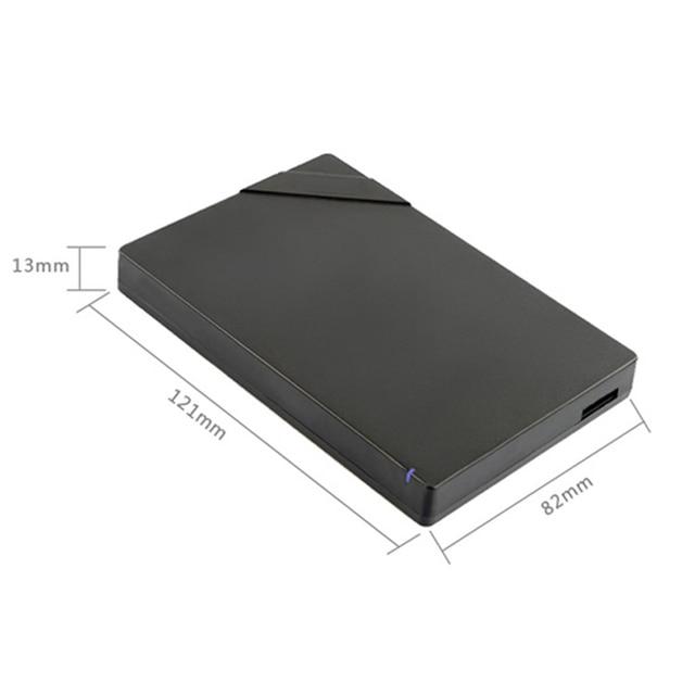 """事前 USB 3.0 2.5 """"1 テラバイトポータブル外部ハードディスクドライブモバイル Hdd デスクトップノートパソコン暗号化 hdd 2.5 1 テラバイト"""