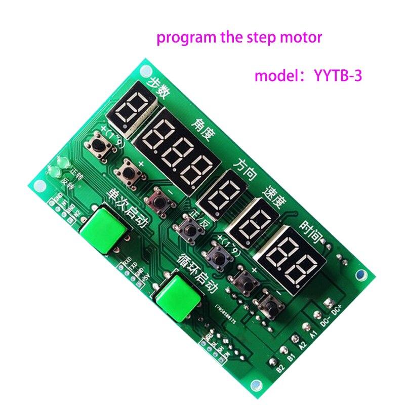 Schrittmotorantrieb controller/bord winkel/richtung/geschwindigkeit ...