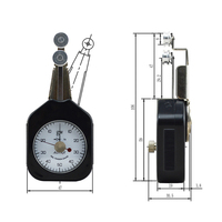 DTF 25 Tension Device With Yarn Meter Textile Cloth Spread A Instrument Which Applied In Industry Small Metal Lines