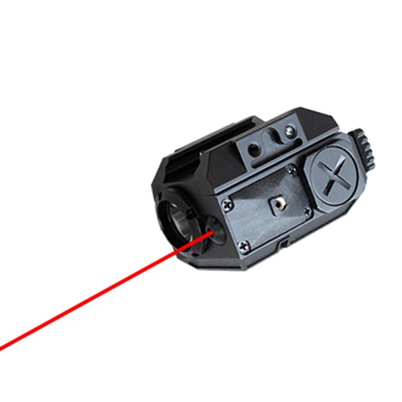 LASERSPEED LS-CL3-R Equipo táctico de la defensa de la linterna del - Caza