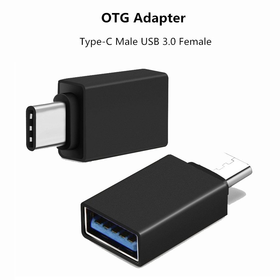 Type-C To USB OTG Adapter For Sony Xperia XA1/XA1 Ultra/XA2 Ultra Type-C To USB 3.0 OTG Cable Adapter Type-C Converter