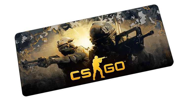 Cs go mouse pad locked edge pad to mouse notbook computer for Cs go mouse