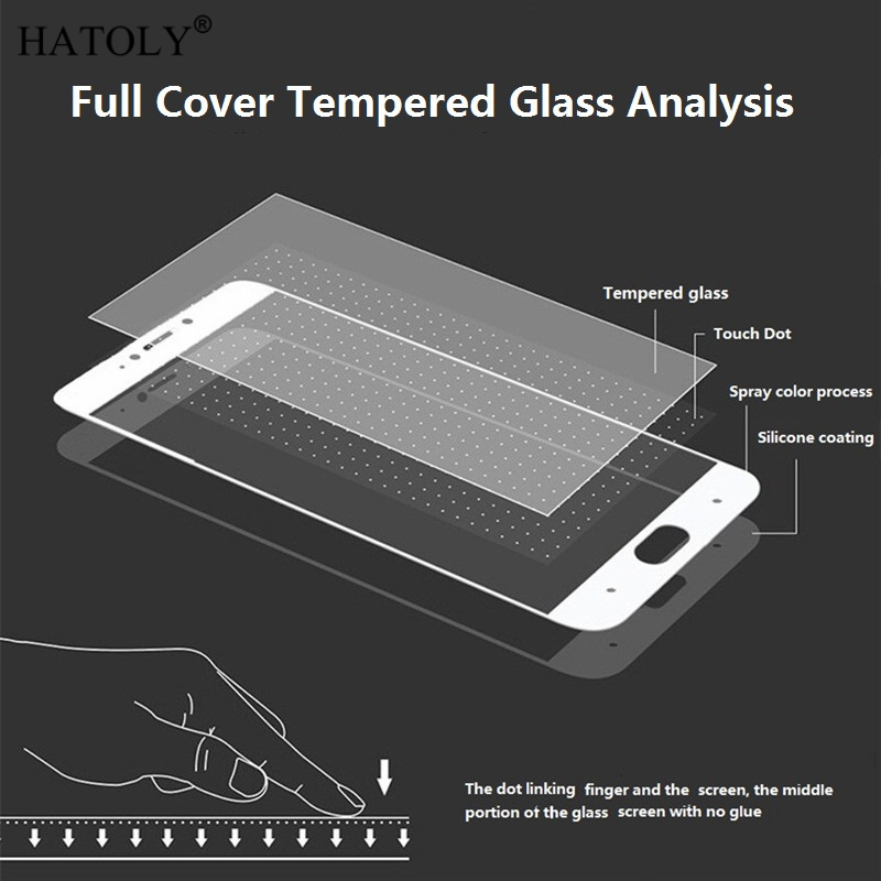 Image 3 - Tempered Glass Huawei Mate 20 Lite Glass Film Full Cover Screen Protector for Huawei Mate 20 Lite Glass for Huawei Mate 20 Lite-in Phone Screen Protectors from Cellphones & Telecommunications