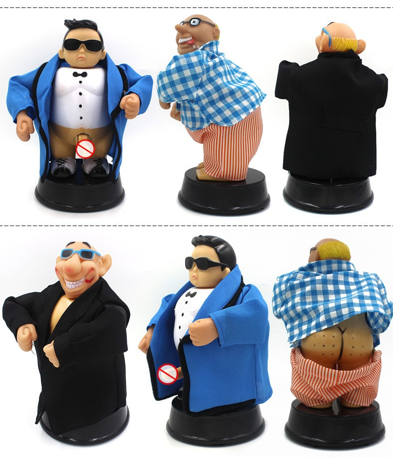 Extremely Funny Jokes Funny Gadgets Novelty Prank Tricky Toys The Very Dirty Willy  Voice Control Dolls  Funny Gift pranks toys (2)