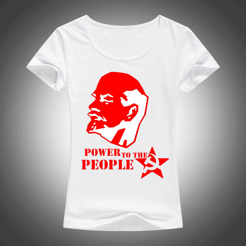 CCCP LADIES T SHIRT COOL RETRO SOVIET UNION CHE GUEVARA FASHION HIPSTER NEW TOP