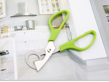 1PC Pigeon Quail Egg scissor Bird Cutter Opener Kitchen Tool Clipper Cigar Cracker Blade KX 219