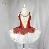 professional ballet tutu child kids girls sequin ballerina dress kids girls dance costumes ballerinas dancewear