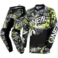 2018 Element Attack Motocross Motorcycle Jersey & Pants Combos Off road Hi Viz Kit MX Set