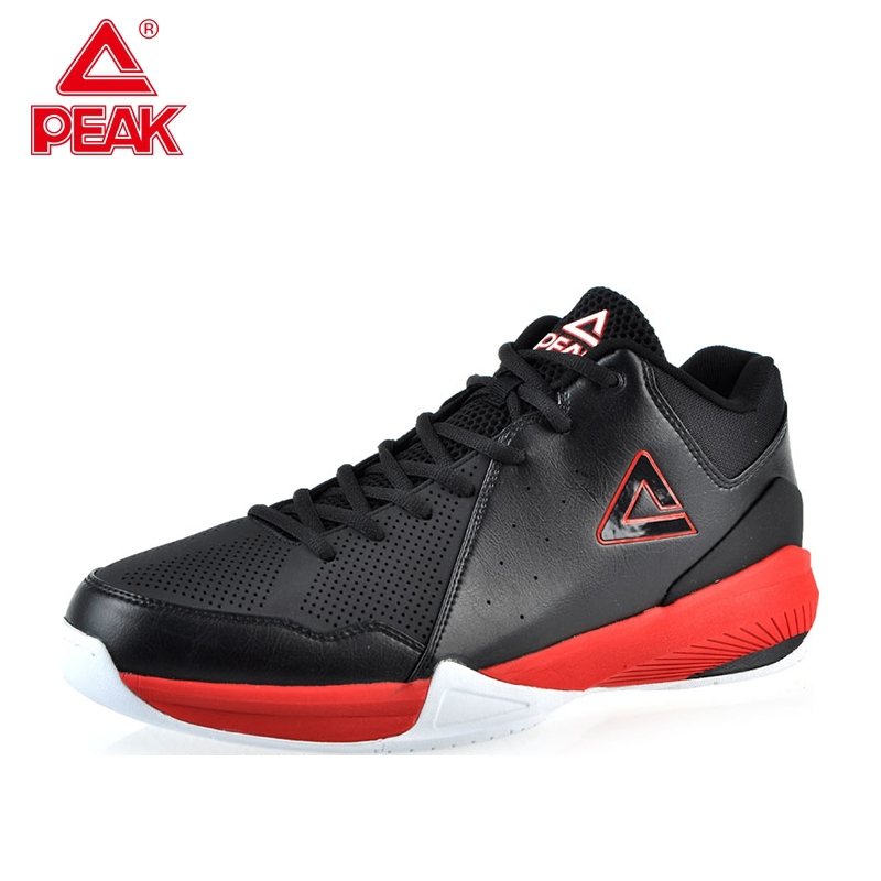 peak brand big size sports shoes professional