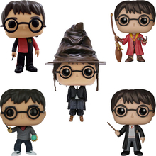 Funko POP Harry theme Anime Figure Vinyl Action Collection Model Juguetes Toys Birthday Party Christmas Gift 2F13