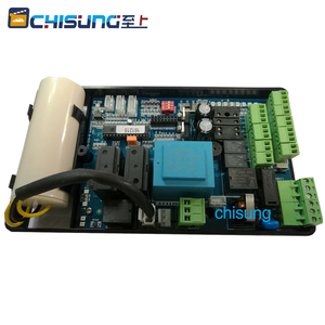 Image 3 - circuit board card controller for automatic boom barrier gate motor 110V 220V AC only(capacitor included)