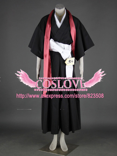 High Quality Custom Made Rangiku Matsumoto Cosplay Costume from Bleach Anime Christmas Plus Size (S-6XL)