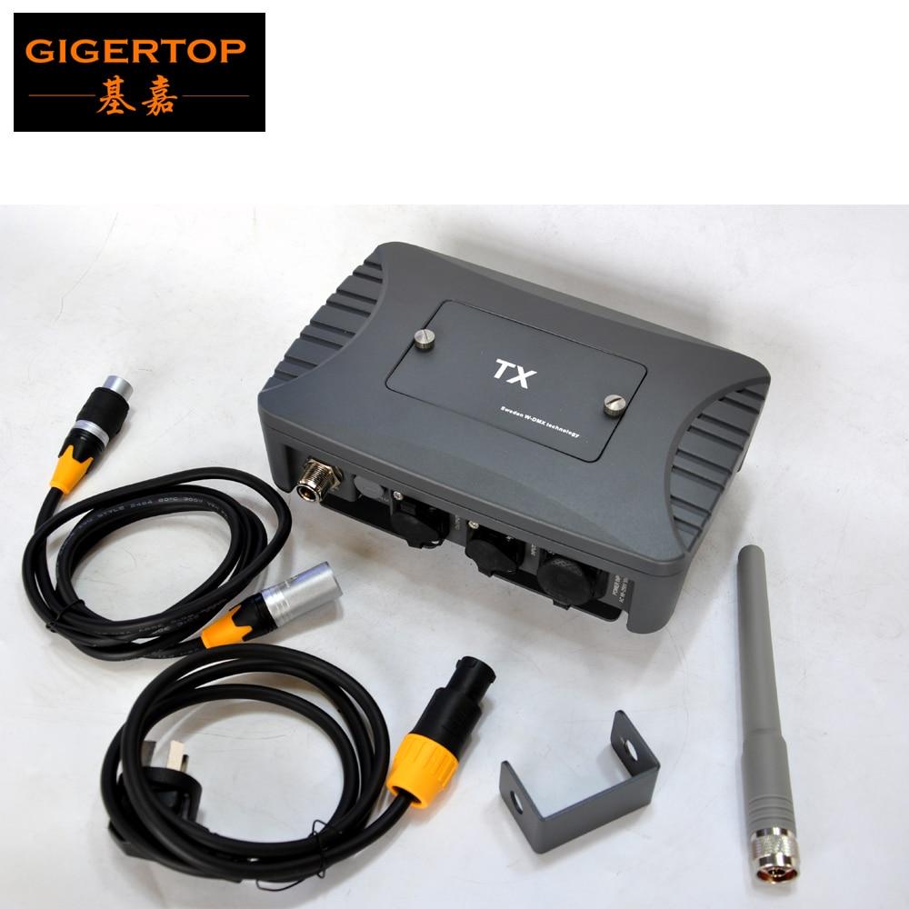 Freeshipping Waterproof Outdoor Wireless Transmitter Receiver Aluminum Housing Plastic Antenna Seetronic Socekt Bracket CE ROHS