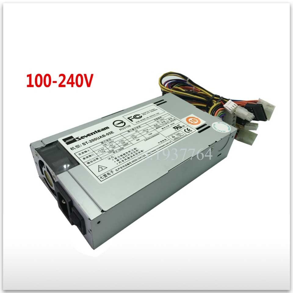 100 new for Seventeam Power Supply ST 200UAB 05E 1U 100W 200W