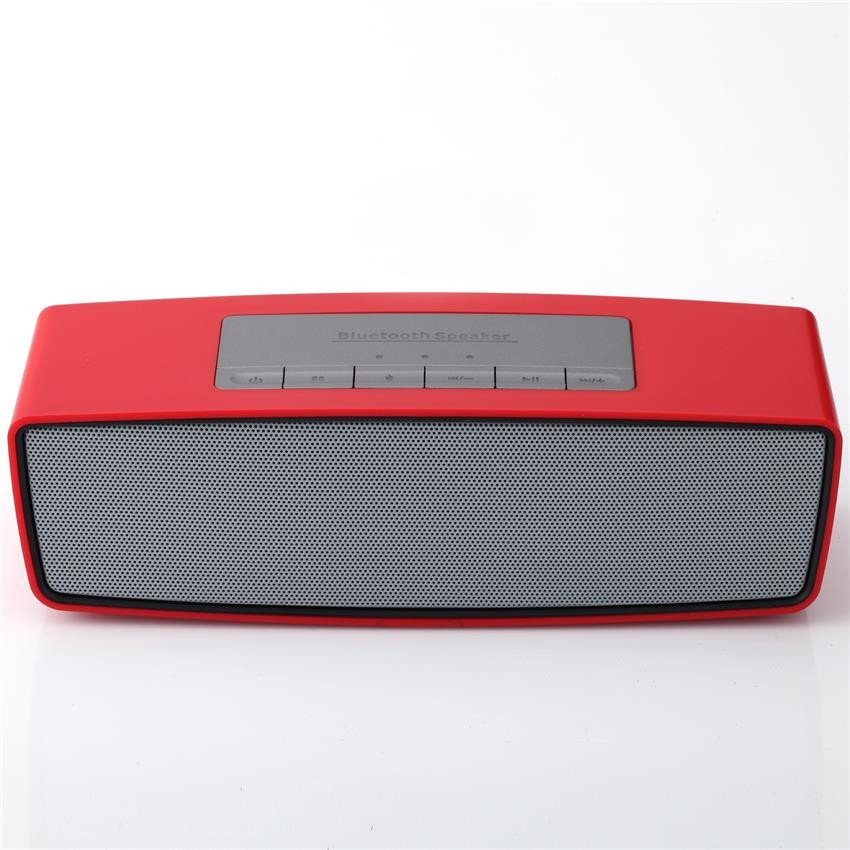Bluetooth Speaker Stereo font b Audio b font Receiver Mini Wireless Enceinte Subwoofer Altavoz Loudspeakers KR9700A
