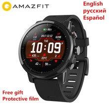 Smartwatch กันน้ำกีฬา Rate Stratos