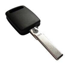 Замена транспондера брелок с чипом ID48 для Audi A3 A4 A6 S3 S4 TT и т. д. + Uncut Бланк лезвия
