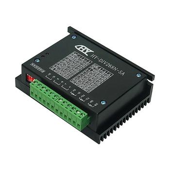 цена на TB6600 Stepper Motor Driver HY-DIV268N-5A -DC 12 ~ 48V  CNC Engraving Machine Two-phase hybrid stepping motor Controller