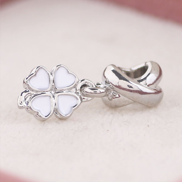 free-shipping-white-green-european-lucky-clover-hanging-bead-charm-Fits-European-Pandora-Charm-Bracelets-Necklaces.jpg