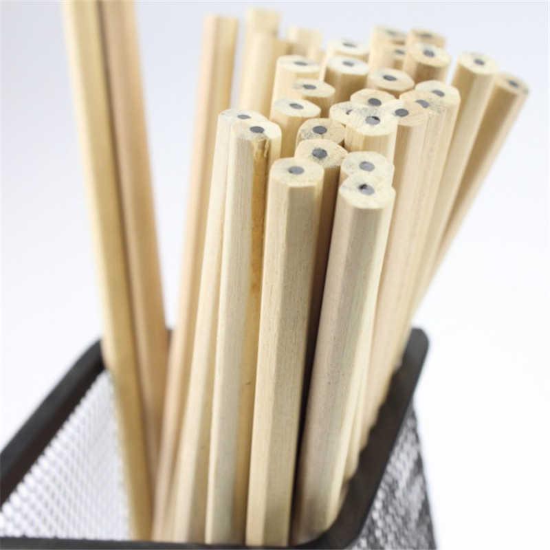 DL T toptan günlük renkli kurşun kalem toksik olmayan çevre kalem HB kalem öğrenci ürünleri olmadan LOGO reklam kalem öğrenme