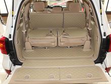 CHOWTOTO Personnalisé Spécial Tronc Tapis Pour Lexus LX 570 7 sièges Étanche Boot Tapis Pour Lexus LX570 Lagguge Pad
