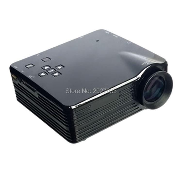 Mini projector pico portable led home theater video hd for Dlp pico projector price