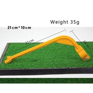 Image 2 - Facecozy 골프 스윙 트레이너 실용 초급 제스처 정렬 교육 보조 도구 올바른 가이드 골프 장비 액세서리