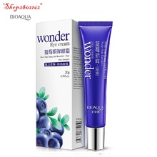 2018 BIOAQUA Wonder Nature eyes creams ageless firming eye anti puffiness dark circles under eye remover anti wrinkle anti age efero eyes creams firming eye anti puffiness dark circles under eye remover anti wrinkle against puffiness blue light eye cream