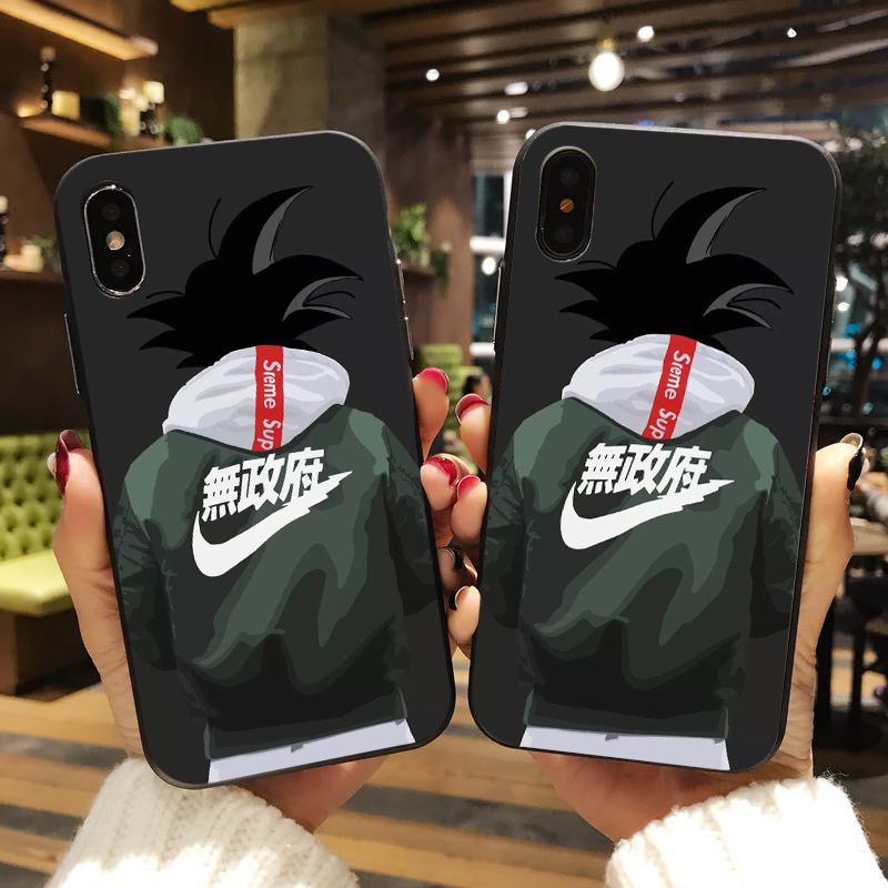 dragon ball z iphone xs case
