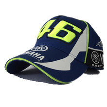 2016 New Snapback Caps Wholesale Rossi 46 Embroidery Baseball Cap Hat Motorcycle Racing Cap VR46 Sport Baseball Cap For Men