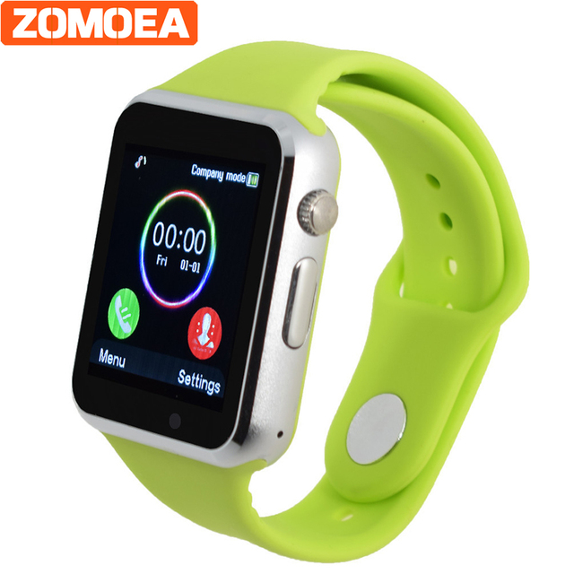 Smart Watch T2 A1 For Android Support Whatsapp Sim Tf Pedometer
