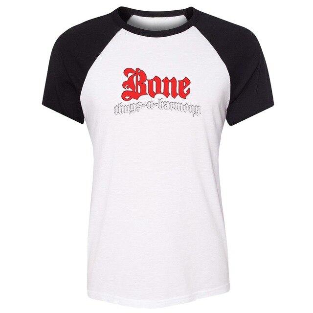4f8621a32fc5e3 Bone Thugs n Harmony Raglan Short T Shirt Women Love Forgive Believe Couple  T-shirt Girl's Tshirt Summer Tops Holiday Tee Lady