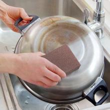 1/2 шт. Кухня товары для дома Carborundum Magic удаляющая ржавчину Губка кисти стиральная очистки Cleaner Инструмент для удаления накипи губка для кухни горшок