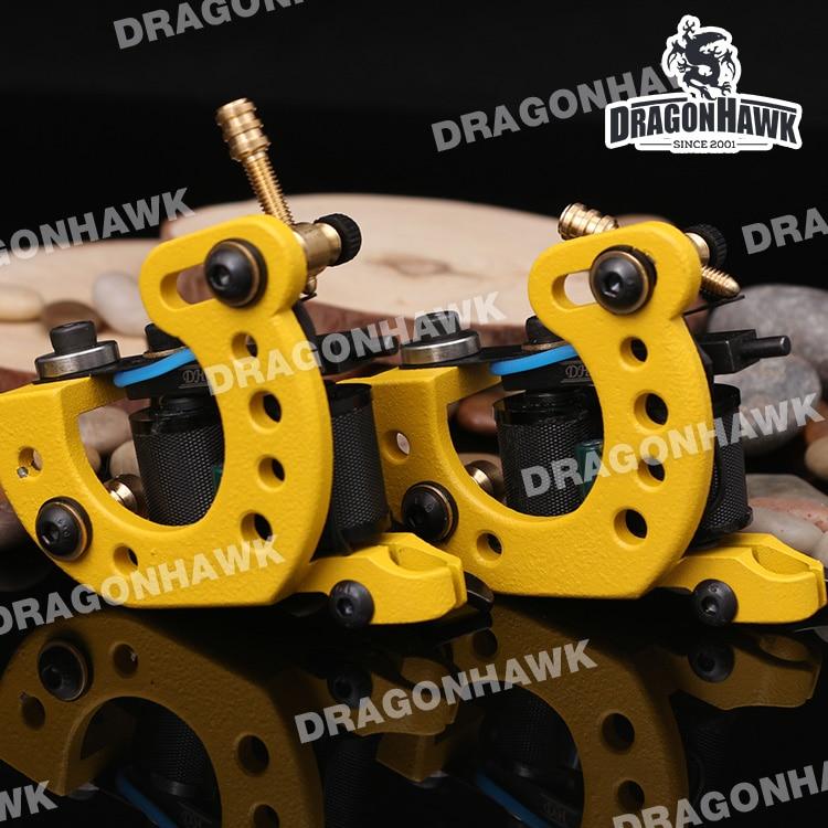 Free shipping  Wire Cutting Tattoo Machine Liner and Shader top Quality Iron Tattoo Machine set