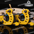 Free shipping  Wire Cutting Tattoo Machine Liner and Shader top Quality Iron Tattoo Machine set