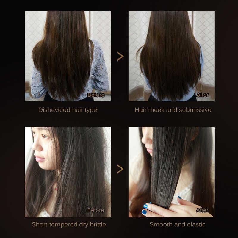 מונקו אגוז שיער שמן ארגן שמן 30ml קראטין משלוח נקי שיער מתולתל שיער טיפול שיער טיפול מסכה
