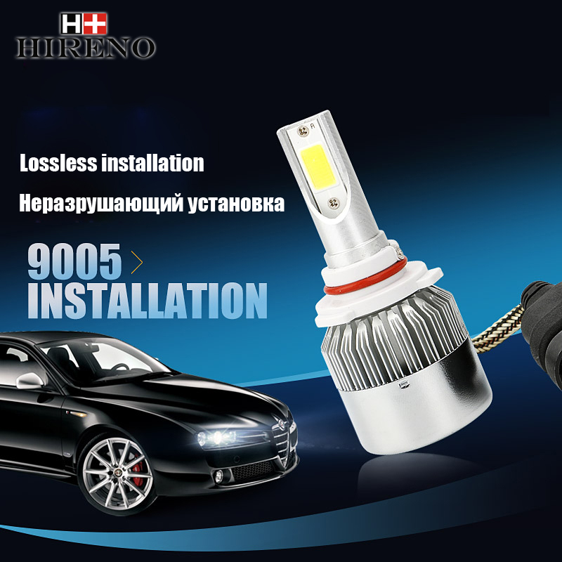 Oslamp H4 H7 H11 H1 H13 H3 9004 9005 9006 9007 9012 LED Car Headlight Bulb Hi-Lo Beam 72W 8000LM 6500K Auto Headlamp 12v 24v led h4 h7 h11 h1 h10 hb3 h13 h3 9004 9005 9006 9007 cob led car headlight bulb 80w 8000lm 6000k auto headlamp 200m light range