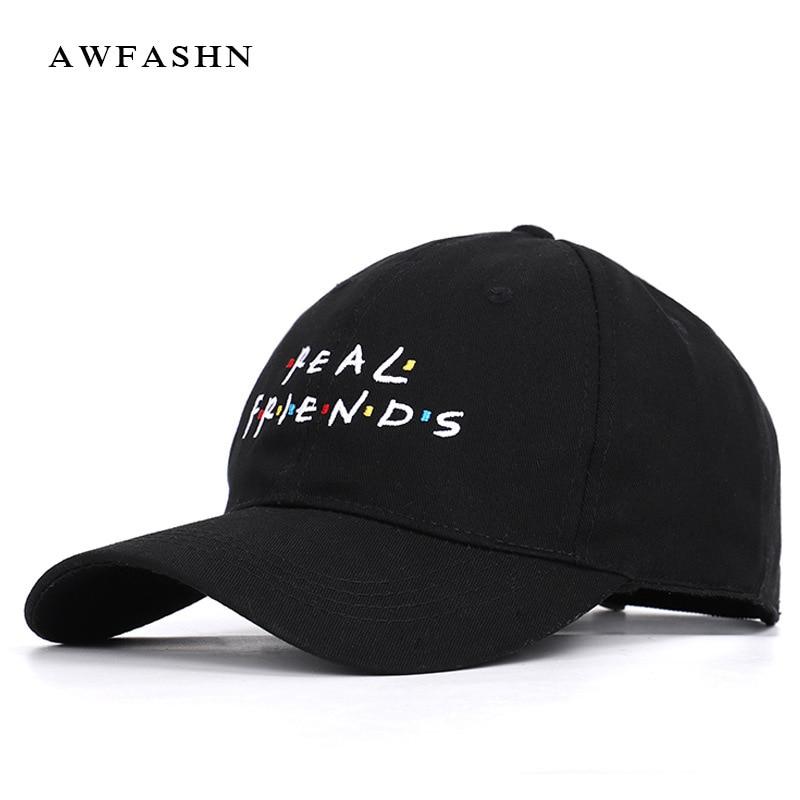 Hat True-Friend Baseball-Cap Women's Boom Gorra Han-Edition Soft-Top Dad-Hat The-United-States